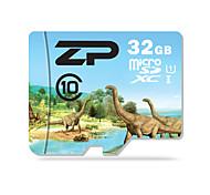 ZP 32GB Micro-SD-Karte TF-Karte Speicherkarte UHS-I U1 Class10