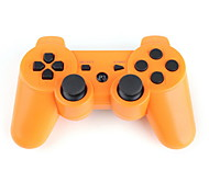 USD $ 12,95 - Kabelloser Controller für PS3 (Orange)