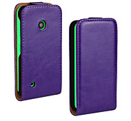 Horse Grain PU Leather Full Body Case for Nokia Lumia 530