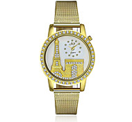 Women's Fashion special round watch