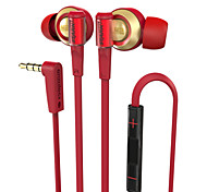 E-3lue EEP915 Iron Man Wired In-ear Headphones for Sports