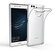 Transparent Ultra-Thin TPU Soft Back Case For Huawei P9/P9 Lite/P8/P8 Lite/Mate 7/G7/Y550/Honor 4X/Nexus 6P/P7