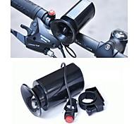 Fahhrad Bike Bell Radfahren/Fahhrad / Rennrad / BMX / Kunstrad / Freizeit-Radfahren Alarm Schwarz ABS 1PCS-other