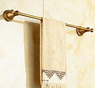 Antique Brass Material Bathroom Towel Rack