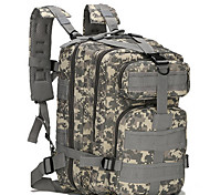 50 L Backpack Camping & Hiking Multifunctional Oxford