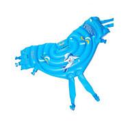 Ropa de playa(Azul) -Listo para vestir- paraMujer / Hombres / Niños
