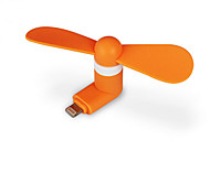 Popular Mini Usb Fan for iPhone 6/6S/5/6 Plus iPad air/ari2 (Assorted Color)