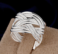 Women's 925 Sterling Silver Ring(1 Pc)