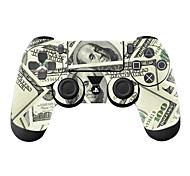 Combo Schutz vilnyl volle Fallhaut für PS4-Steuerung (2 Stück)