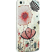 Ultra-thin Cartoon Protection Matte Relief For Huawei honor6(The Sea Floor Floating Flower)