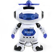 Electric Dancing Robot 360' Rotating Light Music Toy