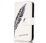 PU Leather up down flip mobile skin case Cover For iPhone 4/4S