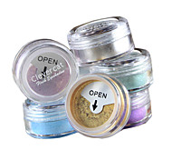 1Pcs Genuine Smart Cat Clever Cat Eyeshadow Powder Eyeshadow Glitter Glitter High Light((12 colors optional)