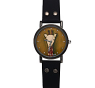Women's Korean Retro Deer Watch Cool Watches Unique Watches