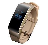 Kimlink DF22 Bracelet d'Activité / Ecouteur / Moniteur d'ActivitéPédomètres / Fonction réveille / Suivi de distance / Contrôle du Sommeil