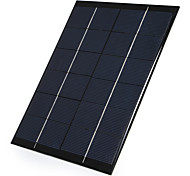 5W 6V Output Polycrystalline Silicon Solar Panel for DIY
