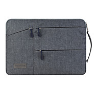 "15.4"" Multi-compartment Waterproof Oxford Laptop Cover Sleeves Shakeproof Case for Macbook Pro 15.4"