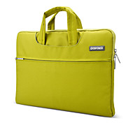 POFOKO® 13 Inch Oxford Fabric Laptop Sleeve Blue/Green
