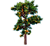 Model & Building Toy Doll Toy orange Tree