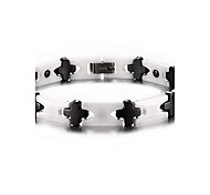 Magnetic Therapy Bracelet Unisex Jewelry Health Care White bracelet Fashion Gift Jewelry