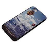 Hot Air Balloon Pattern Take Pictures Fill Light PC Back Case for iPhone 6/6s/6 Plus/6s Plus