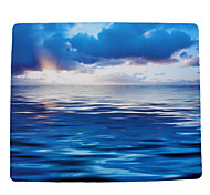 25*30*0.5cm Scenery Thicken Mouse Pad for Desktop/Laptop/Computer