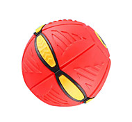Luminous UFO Balls, Vent Deformation Frisbee, Children Guessing The Ball Outdoor Toys