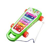 Red/Green/Yellow Child Hand Knock Piano for Children All Musical Instruments Toy