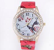 Ladies' Watch Geneva New Fashion Printing Ladies Casual Quartz Quartz Watch(Assorted Colors)