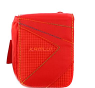 S Size Camera Case for Casio zr1000/zr1200/rx100  7.5*3*9 Red