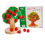Wooden Tree Magnetic Toys, Baby Blended, Children's Educational Toys