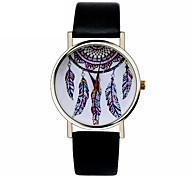 unisex relógios femininos Bohemia relógios relógios de pulso fabricante ideal dreamcatcher penas