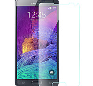 ZxD 2.5d 0.26mm 9h prima de vidrio templado para Samsung nota película 5 4 3 2 protector