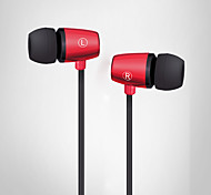 HXX-OY2 Hi-Fi Wired Earphone Headphone for Mobile Phone Black/Gold/Blue/Red/Silver