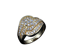 Christmas Gift lady vintage casual band ring