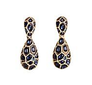 Hualuo® Fashion Drop Earrings Leopard Style