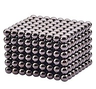 Toys Magnet Toys 216Pcs 5mm Executive Toys Puzzle Cube DIY Toys Magnetic Balls Black Education Toys For Gift