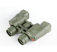 50*50 7X Night Vision  Binoculars Telescope HD Portable Binoculars Steady Binoculars Army 56M/1000M Green