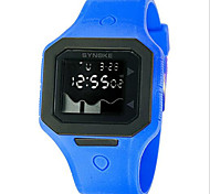 Men's LCD Digital Water-Resisstant Multi-Functional Sports Watch Wrist Watch Cool Watch Unique Watch