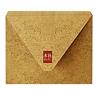 pieza de la envoltura de papel kraft (16 * 12 cm)