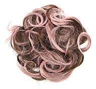 parrucca rosa 5 centimetri ad alta temperatura anello di colore dei capelli del filo di colore 2/30-FR01