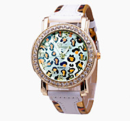 Women's Fashion Leopard Watch