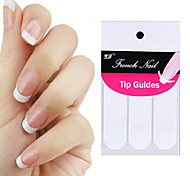 ILuve Nail Sticker French Style Tools for Nail Polish