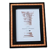 5*7*1 Solid Wood European/Americano Style Vintage Picture Frame