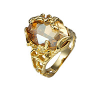 Fashionable lady durable casual Statement Ring