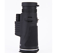 Panda 10 42mm mm Monocular  Weather Resistant # # Central Focusing Multi-coated General use Normal Black