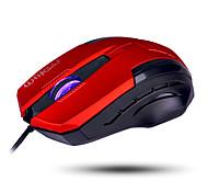 lobo de guerra 3d cable 1000dpi ratón de juego para lol / cf / DOTA