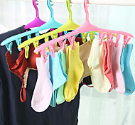 Travel Plastic,Hangers Underwear Cloth Laundry