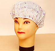 Patterned Shower Cap For Woman