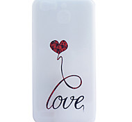Balloon Pattern Frosted TPU Material Phone Case for Huawei Ascend P9 Lite/P9/P8 Lite/P8